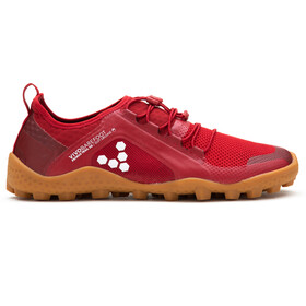 Vivobarefoot Primus Trail SG Mesh Shoes Women red-gum